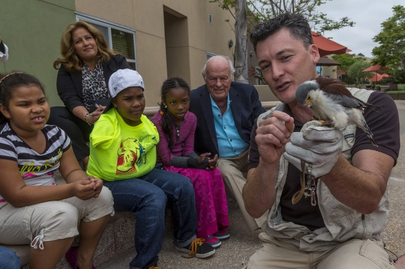 San Diego Ronald McDonald House Tunes into San Diego Zoo Kids Network