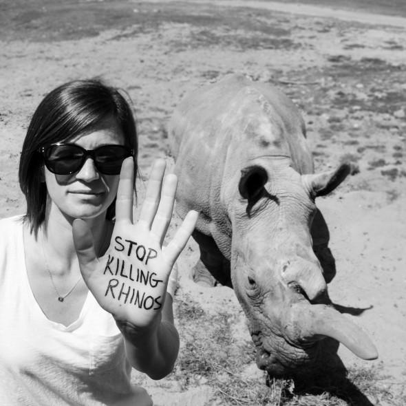 #Rally4Rhinos