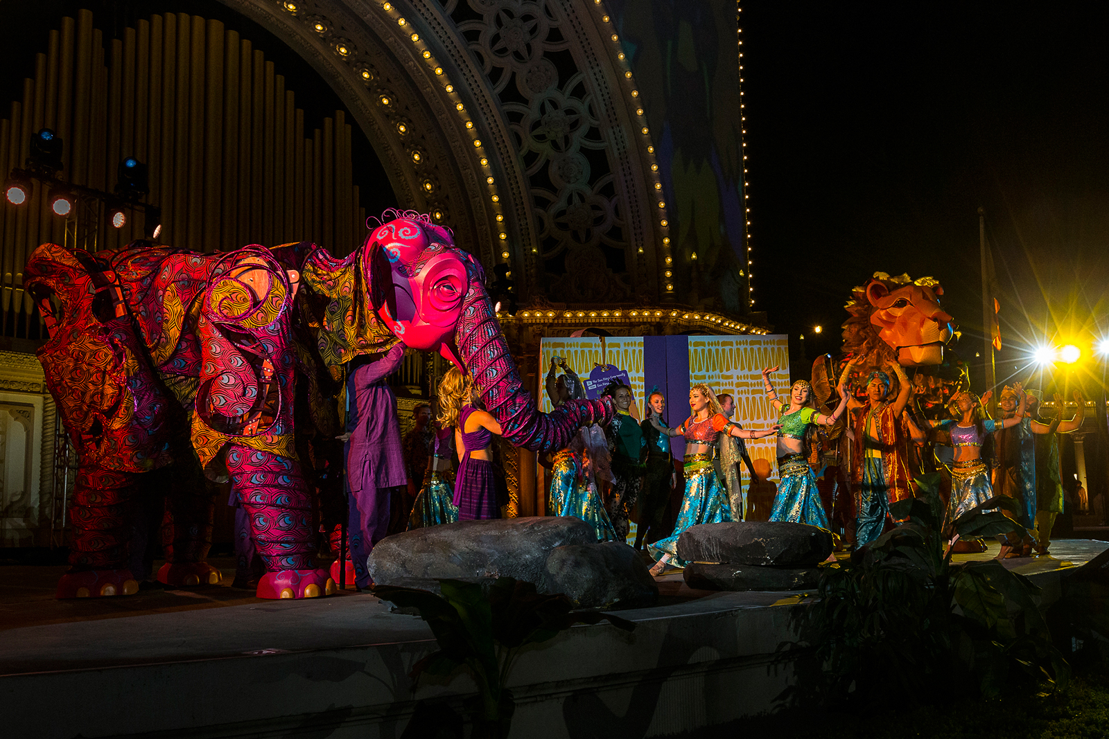 San Diego Zoo Global Recreates Roar for a New Century of Conservation