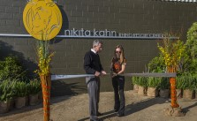 Nikita Kahn Rhino Rescue Center Opens