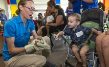 Zoos Bring Animal Kingdom to Hospitals & Ronald McDonald Houses in Florida